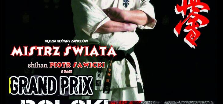 FitWeekend 2018, a wraz z nim GrandPrix Polski Karate zbliżają się wielkim krokami