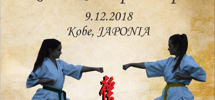International Friendship Karate Championships – Kobe, Japonia