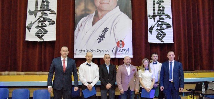 Turniej Noworoczny Karate Kyokushin – Hala MOSiR Kielce – 18.01.2020